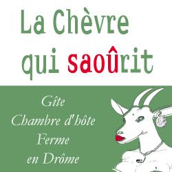 La Chèvre qui Saoûrit Logo